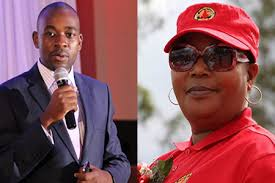Khupe, Chamisa in Talks to Find Common Ground