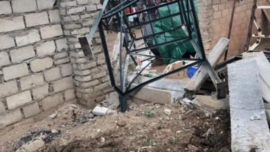 Two Kids Killed By A Fallen 5000 Litre Water Tank