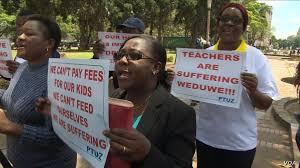 Gokwe Teachers Unmoved by Salary Cessation Threats