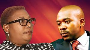 Khupe Fires another Shocker for Chamisa