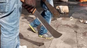 Thousands of Machete Gangs Arrested by ZRP