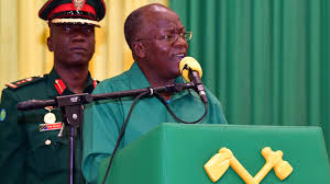 Tanzanian President Blocks All Social Media on the Eve of Elections