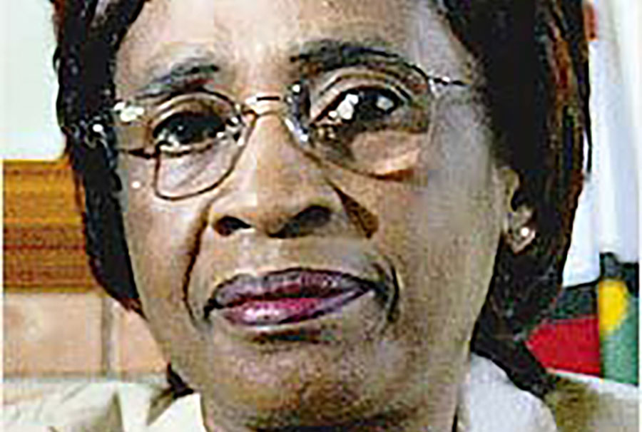 BREAKING: Former Cabinet Minister, Florence Chitauro Dies