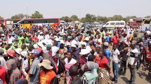 HCC Shuts Down Mbare Musika Bus Terminus