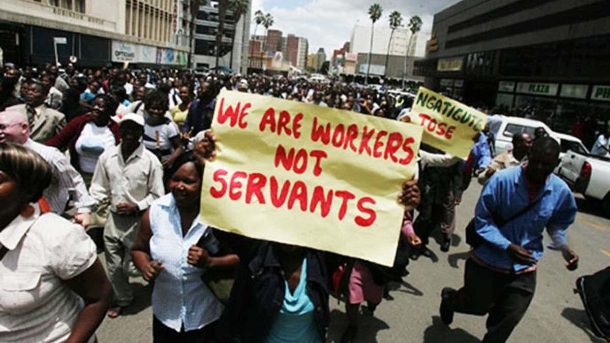 Civil Servants Meet Govt Halfway
