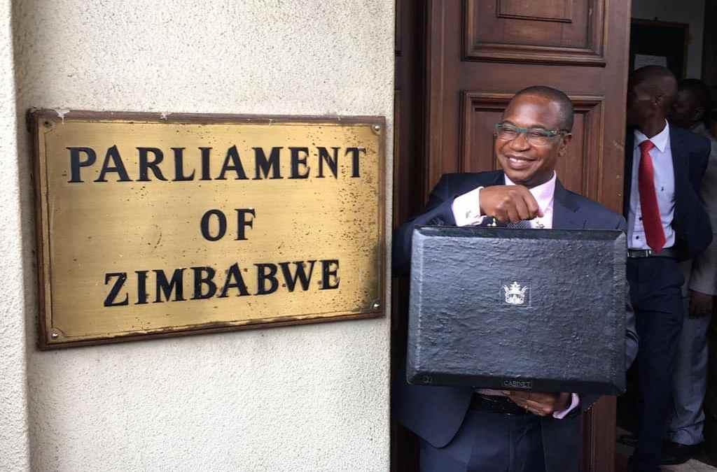 Finance Minister Lives in a Fantasy World- Chakaodza
