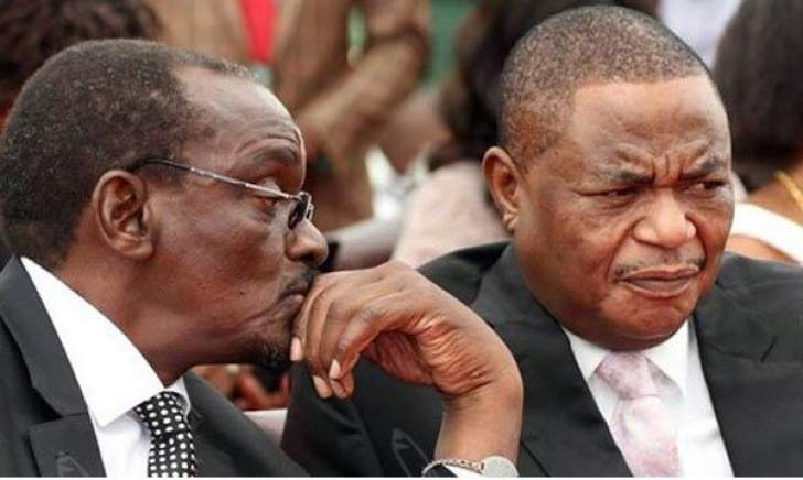 Mohadi and Chiwenga on Presidential Shifts