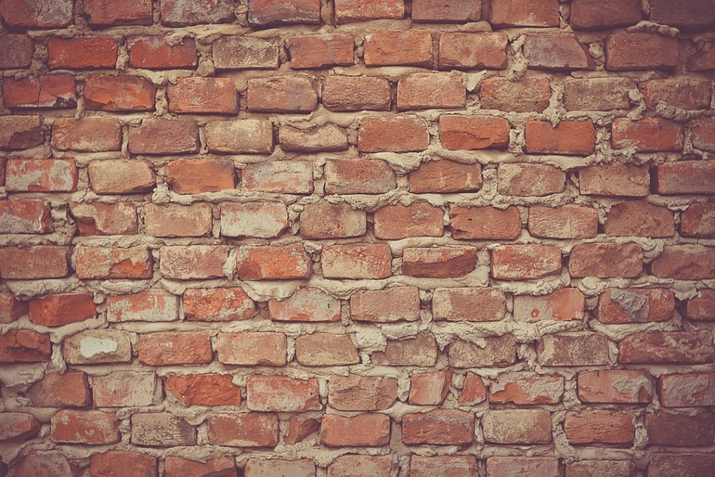 Is a brick wall in your way?