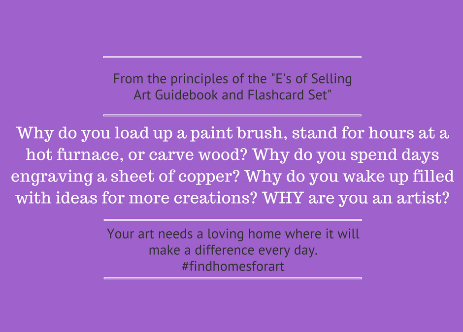 Why Do You Create?