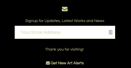 Email Sign-up Example