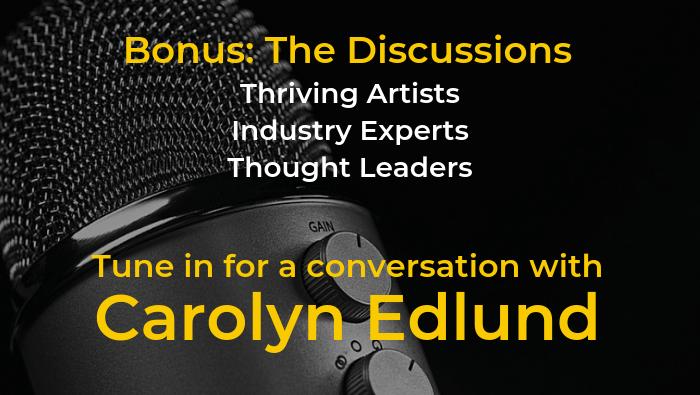 In-Depth Interview with Carolyn Edlund
