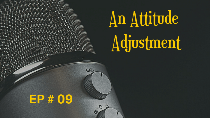 An Attitude Adjustment EP 09