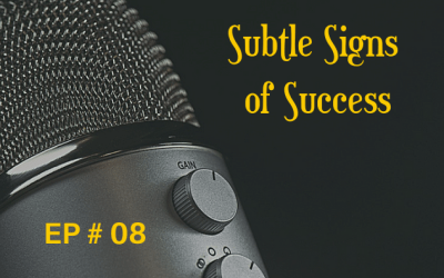 The Subtle Signs of Success EP 08