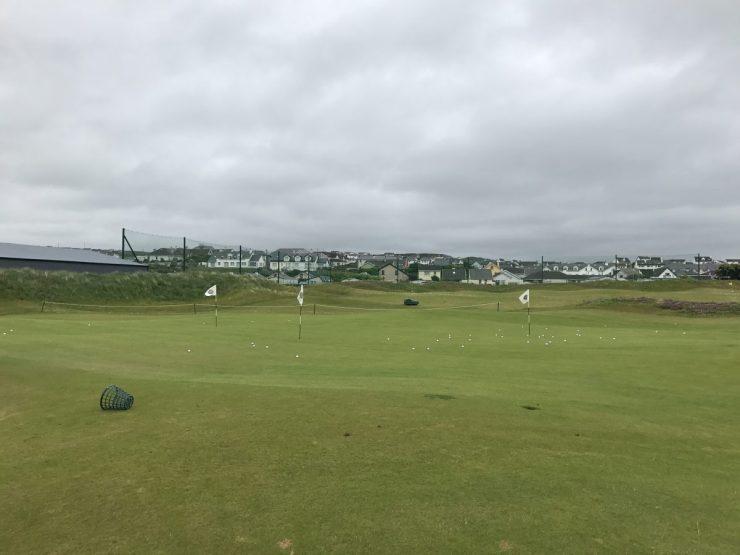 lahinch golf club short game
