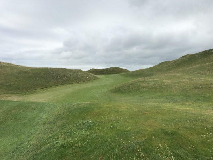 lahinch golf club hole 4