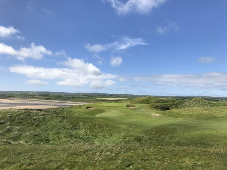 lahinch golf club 7th