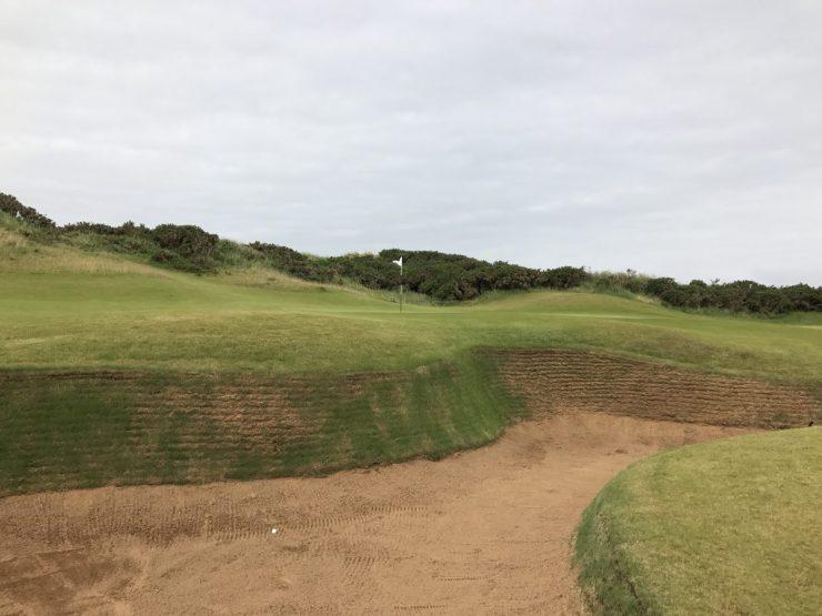 kingbarns golf links hole 3