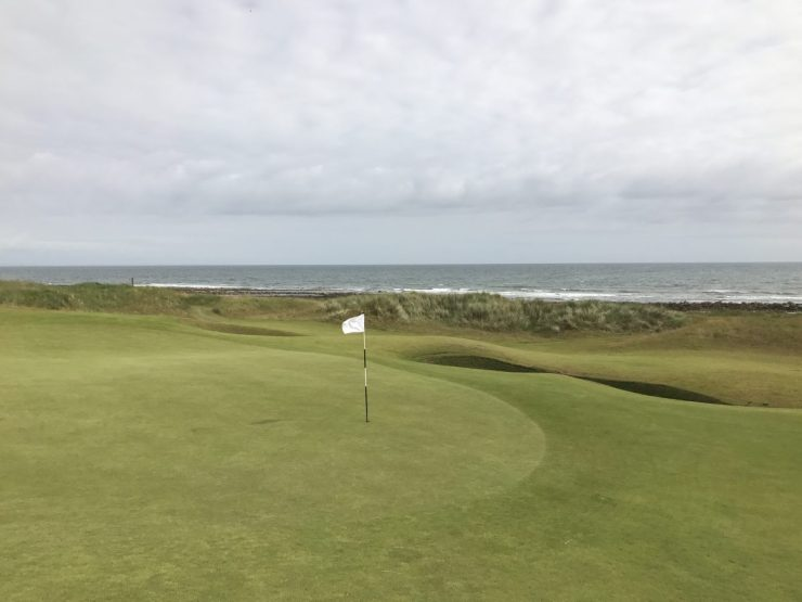 view of 3rd green