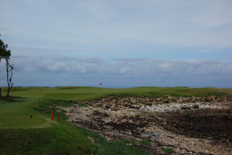 the best par at kingbarns golf links