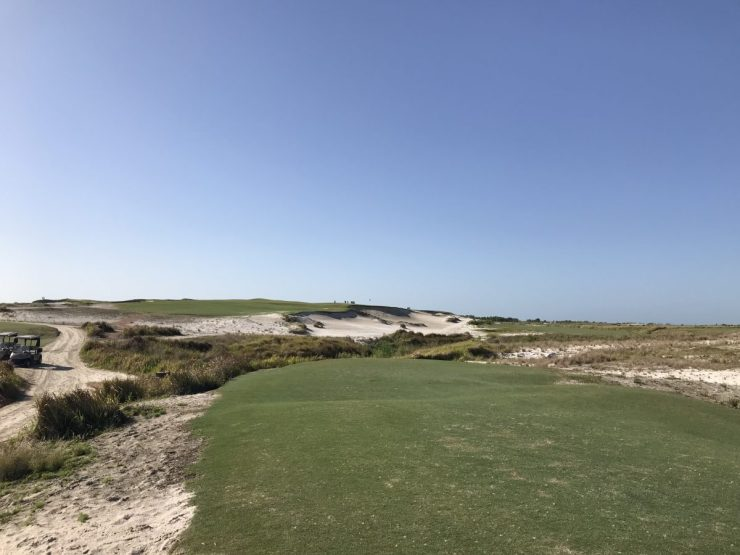 5th hole streamsong black