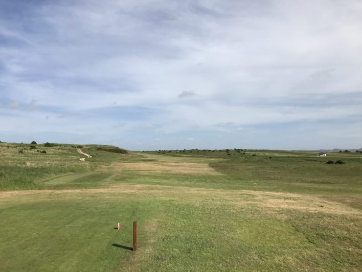 tough par 4 gullane
