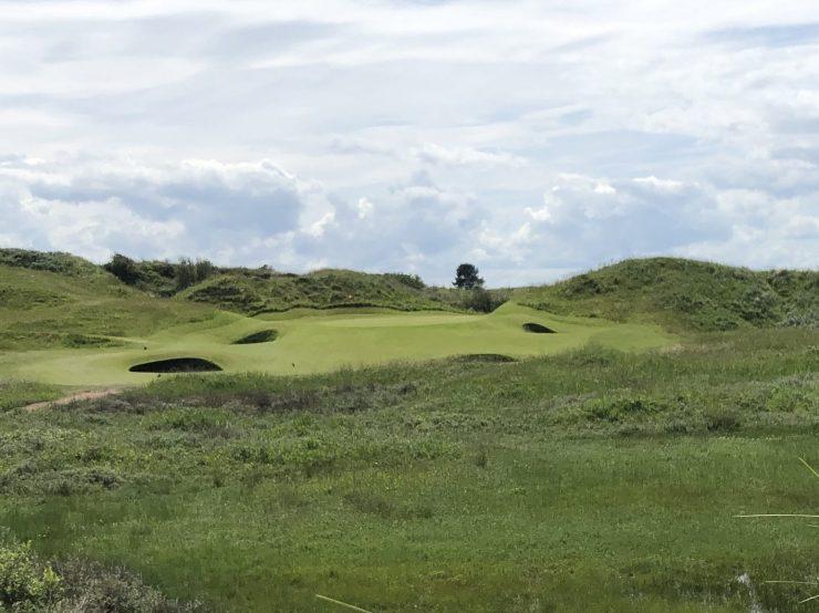 Royal Birkdale hole 12