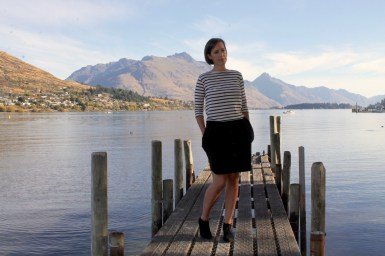 Sunny and smart in Queenstown