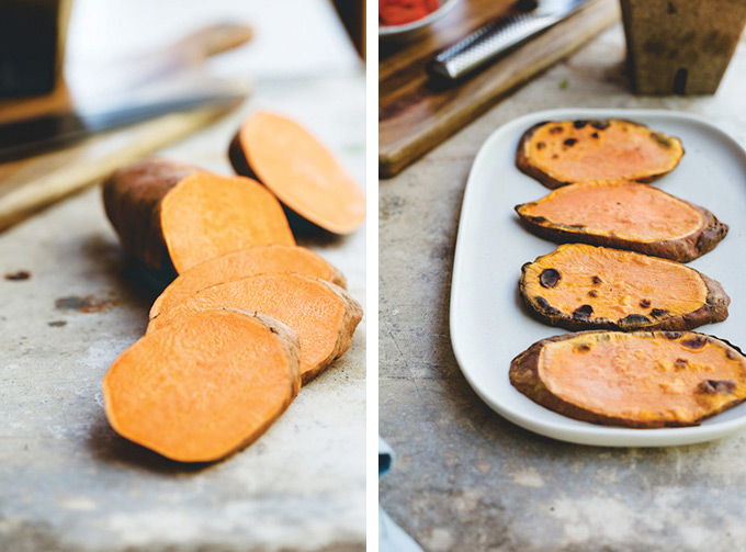 gorgeously simple sweet potato toast recipes 2