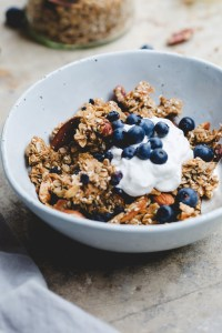 wonderfully chunky toasted sesame granola 5