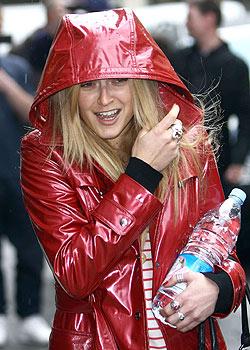 Famous Red Raincoat, B-Google Challenge #1
