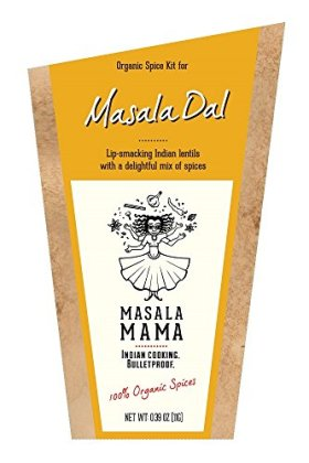 Indian Spice Kit for Masala Dal (Lentils) – Organic Curry Spice Blends by Masala Mama