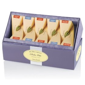Tea Forte Dolce Vita Tea Collection – 20 pieces in Ribbon Box