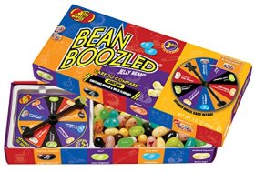 Jelly Belly Bean Boozled Spinner Gift Box Game, Net Wt 3.5oz