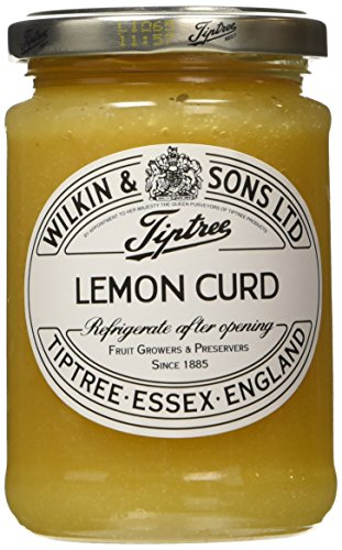 Tiptree Lemon Curd by Wilkin and Sons 312g