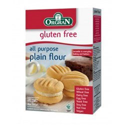 Orgran Gluten Free All Purpose Plain Flour — 17.5 oz