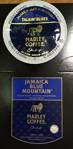 Marley Coffee Talkin Blues 48 ct (2 packs of 24)