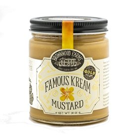 Famous Kream Mustard – 3 PACK – Shipping Included