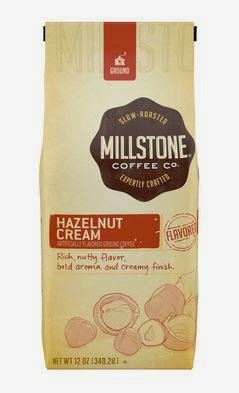 Millstone, Ground Coffee, Hazelnut Cream, 12oz Bag