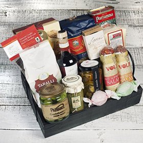 Little Bit of Italy Gift Basket