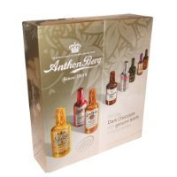 Anthon Berg Dark Chocolate Liqueurs with Original Spirits – 64 pcs. Gift Box (2.2 lbs) have a problem Contact 24 hour service Thank You
