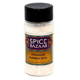 Spice Bazaar Hummus Spice (Jerusalem) – 3.75 oz