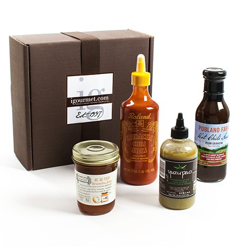 Sriracha Lovers Gift Box (2.7 pound)