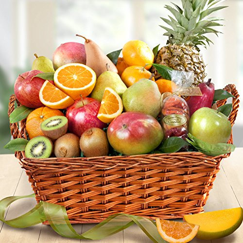 California Tropics Fruit Basket
