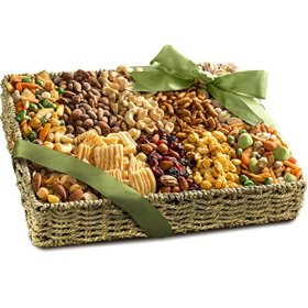 Golden State Best  Savory Snacks Gift Basket