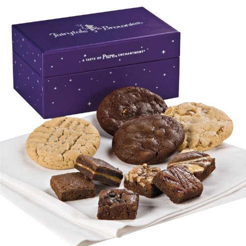 Fairytale Brownies Treasure Cookie & Morsel Combo Gift Box