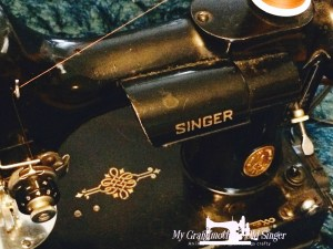 My Grandmother's Old Singer