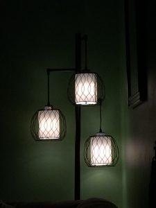 Costco light lit 2