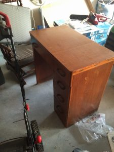 DRM sewing table