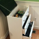 IKEA Rast hack with hinged lid