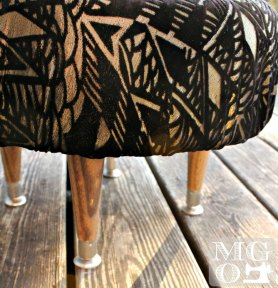DIY footstools